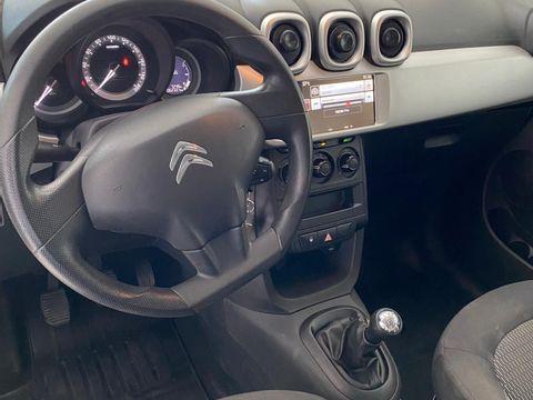 Citroën AIRCROSS Live 1.5 Flex 8V 5p Mec.