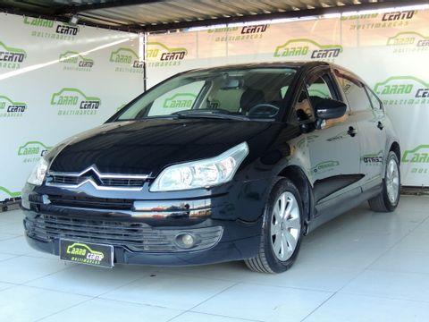 Citroën C4 GLX 1.6 Flex 16V 5p Mec.