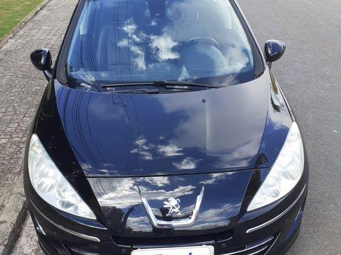 Peugeot 408 Sedan Feline 2.0 Flex 16V 4p Aut.