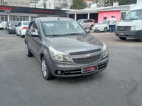 Chevrolet AGILE LTZ 1.4 MPFI 8V FlexPower 5p