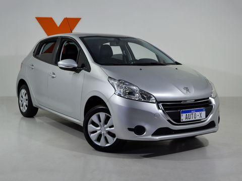 Peugeot 208 Active/Active Pack 1.5 Flex 8V 5p