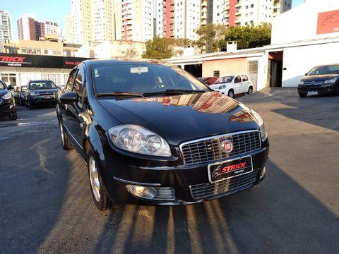 Fiat LINEA LX 1.9/ 1.8 Flex 16V Dualogic 4p
