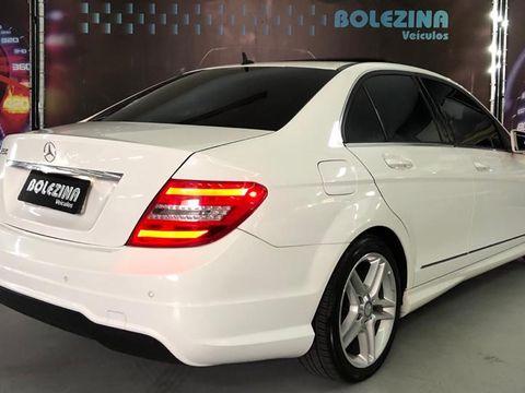 Mercedes C-250 CGI Sport 1.8 16V Aut.