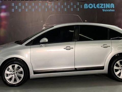 Citroën C4 Excl./Excl. Solar. 2.0 Flex 16V Mec.