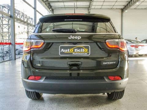 Jeep COMPASS SPORT 2.0 4x2 Flex 16V Aut.
