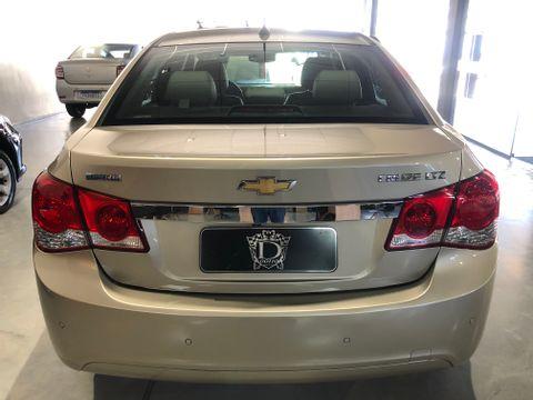 Chevrolet CRUZE LTZ 1.8 16V FlexPower 4p Aut.