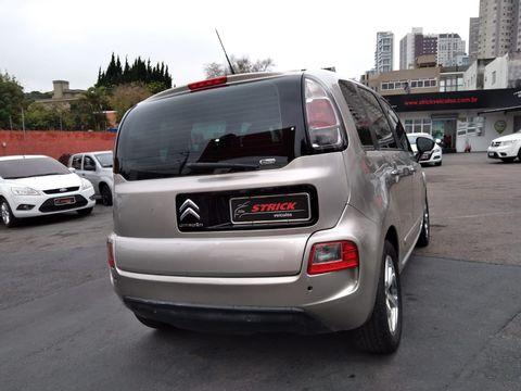 Citroën C3 Picasso Exclusive 1.6 Flex 16V 5p Mec