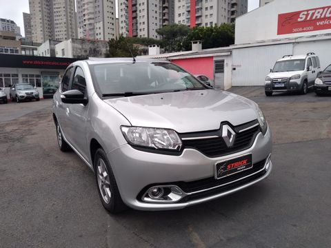 Renault LOGAN Dynamique Hi-Flex 1.6 8V 4p