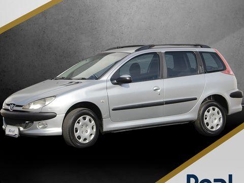 Peugeot 206 Presence 1.4/ 1.4 Flex 8V 5p