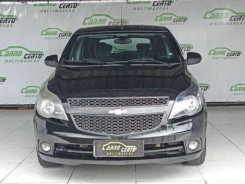 Chevrolet AGILE LTZ EASYTRONIC 1.4 8V FlexPower 5p