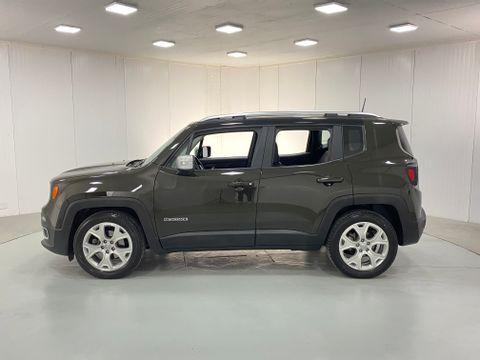 Jeep Renegade Limited 1.8 4X2 Flex 16V Aut.