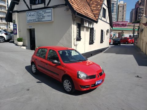 Renault Clio Hi-Flex 1.0 16V 5p