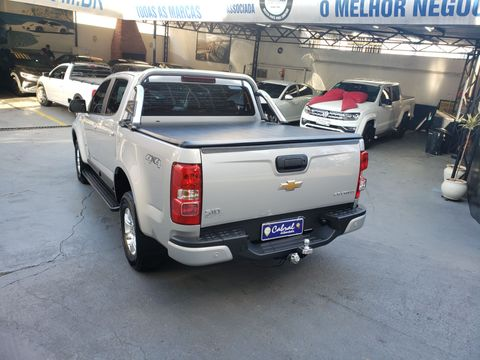Chevrolet S10 Pick-Up LT 2.8 TDI 4x4 CD Diesel Aut