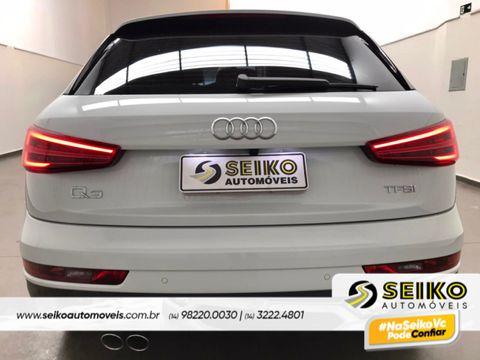 Audi Q3 Prest. 1.4 TFSI Flex/Prest. S-tronic