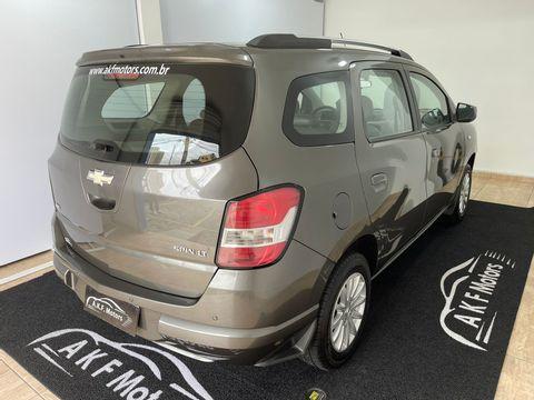 Chevrolet SPIN LT 1.8 8V Econo.Flex 5p Aut.
