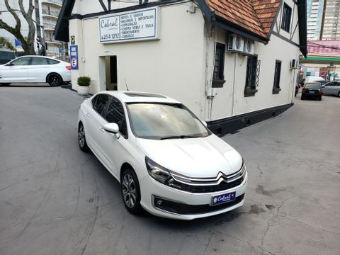 Citroën C4 LOUNGE Shine 1.6 Turbo Flex Aut.