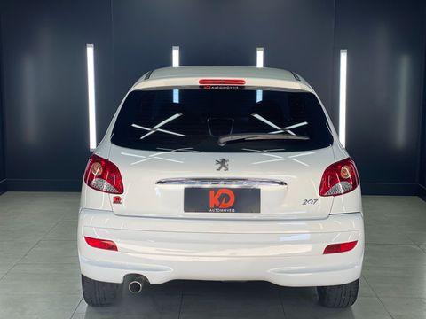 Peugeot 207 XR Sport 1.4 Flex 8V 5p