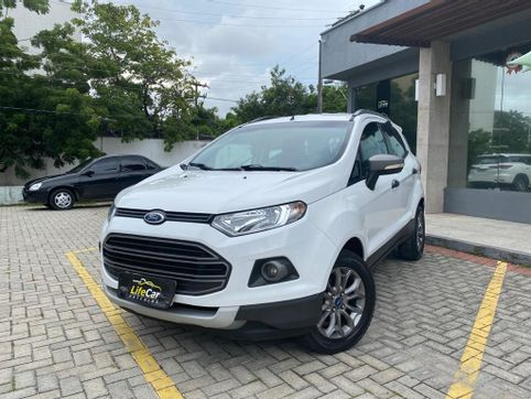 Foto do veiculo Ford EcoSport FREESTYLE 1.6 16V Flex 5p Aut.