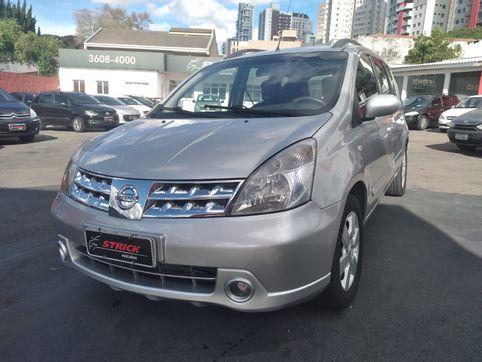 Foto do veiculo Nissan LIVINA SL 1.8 16V Flex Fuel Aut.
