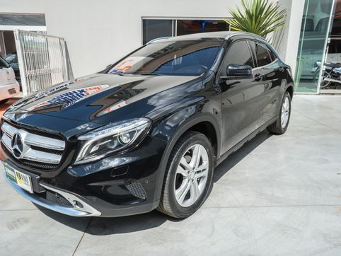 Foto do veiculo Mercedes GLA 200 Enduro 1.6 TB 16V Flex Aut.