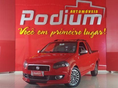 Foto do veiculo Fiat Strada Sporting 1.8 Flex 16V CE