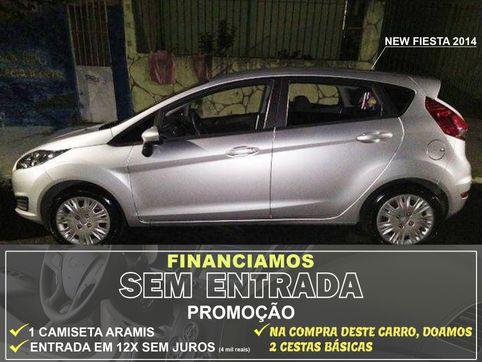 Foto do veiculo Ford Fiesta 1.5 16V Flex Mec. 5p