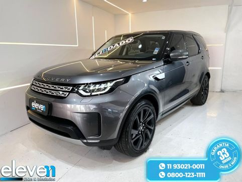 Foto do veiculo Land Rover Discovery HSE 3.0 V6 4x4 TD6 Diesel Aut.