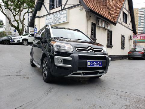 Foto do veiculo Citroën AIRCROSS GLX 1.6 Flex 16V 5p Mec.