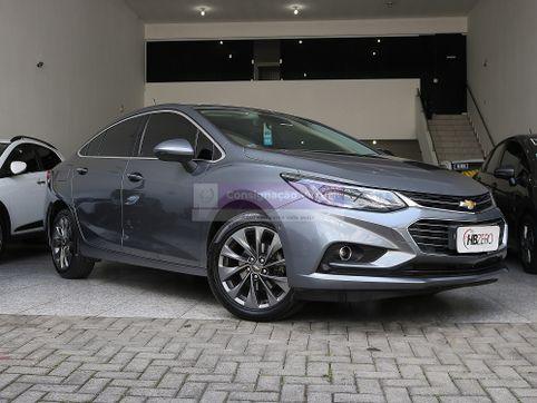 Foto do veiculo Chevrolet CRUZE LTZ 1.4 16V Turbo Flex 4p Aut.