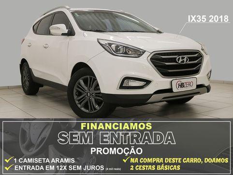 Foto do veiculo Hyundai ix35 GL 2.0 16V 2WD Flex Aut.