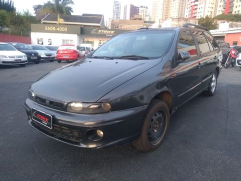 Foto do veiculo Fiat Marea Weekend SX 1.8 16V 4p