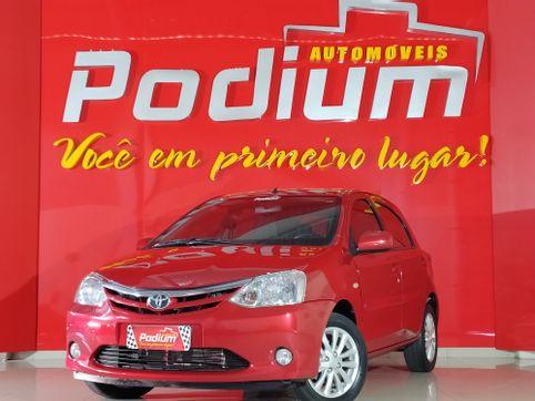 Foto do veiculo Toyota ETIOS XLS 1.5 Flex 16V 5p Mec.