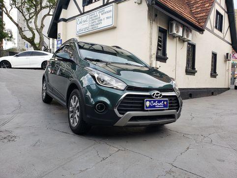 Foto do veiculo Hyundai HB20X Style 1.6 Flex 16v Mec.