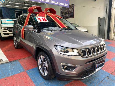 Foto do veiculo Jeep COMPASS LIMITED 2.0 4x2 Flex 16V Aut.