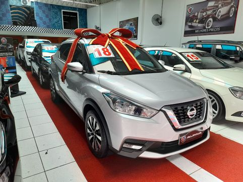 Foto do veiculo Nissan KICKS SL 1.6 16V FlexStar 5p Aut.