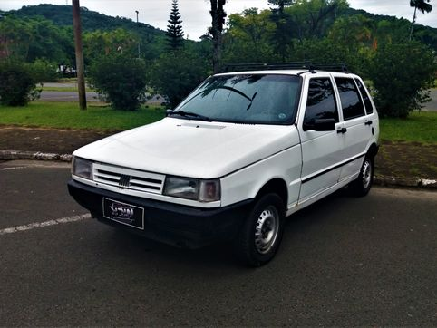 Foto do veiculo Fiat Uno Mille SX Young 1.0 IE