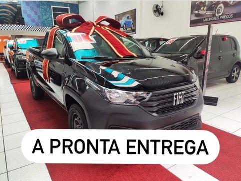 Foto do veiculo Fiat Strada Endurance 1.4 Flex 8V CS Plus