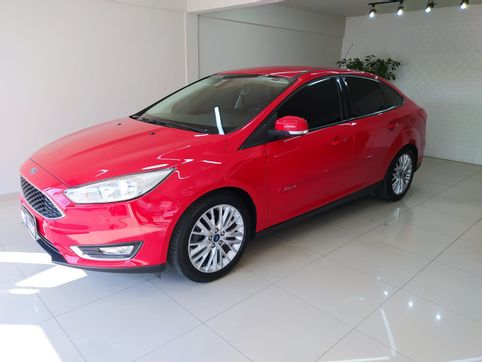 Foto do veiculo Ford Focus Fastback SE/SE PLUS 2.0 Flex Aut.