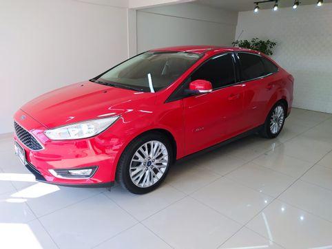 Foto do veiculo Ford Focus Fastback SE/SE PLUS 2.0 Flex Aut.
