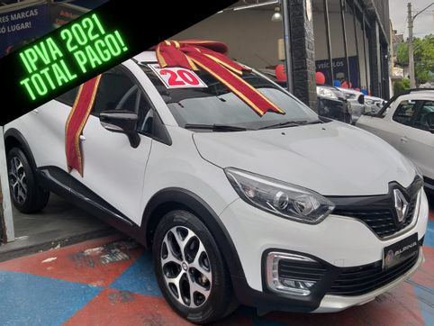Foto do veiculo Renault CAPTUR Intense 1.6 16V Flex 5p Aut.