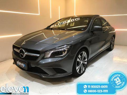 Foto do veiculo Mercedes CLA-200 Vision 1.6 TB 16V Flex Aut.