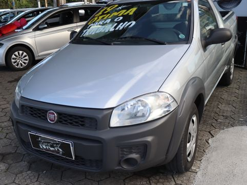 Foto do veiculo Fiat Strada Working HARD 1.4 Fire Flex 8V CS