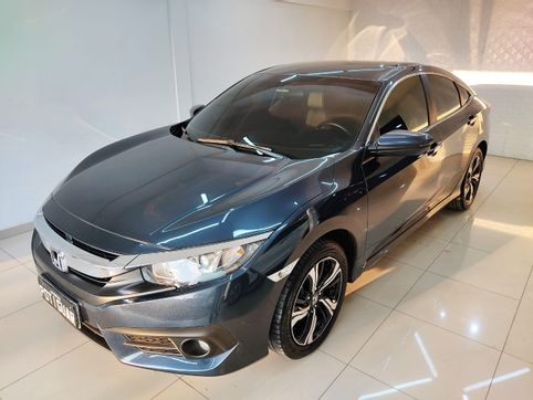 Foto do veiculo Honda Civic Sedan EX 2.0 Flex 16V Aut.4p