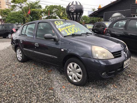 Foto do veiculo Renault Clio Hi-Flex/ Expres. Hi-Flex 1.6 16V 5p