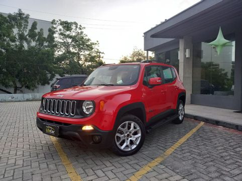Foto do veiculo Jeep Renegade Longitude 2.0 4x4 TB Diesel Aut