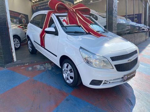 Foto do veiculo Chevrolet AGILE LT 1.4 MPFI 8V FlexPower 5p