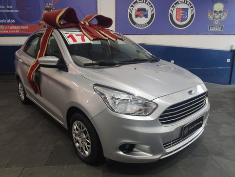 Foto do veiculo Ford Ka+ Sedan 1.5 16V Flex 4p