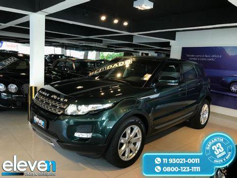 Foto do veiculo Land Rover Range Rover EVOQUE Pure Tech 2.0 Aut. 5p