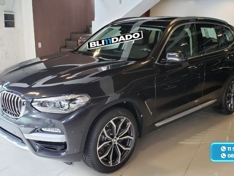 Foto do veiculo BMW X3 XDRIVE 30i X-Line 2.0 Turbo 252cv Aut