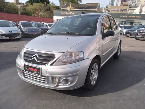 Foto do veiculo Citroën C3 Exclus./Excl.Solaris 1.6 Flex 16V Mec